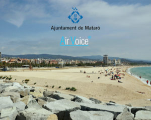 Mataró relies on AirVoice public address system to cover its beaches