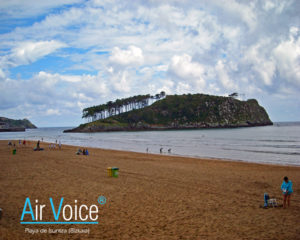 AirVoice offers its prevention system on the coast of Bizkaia