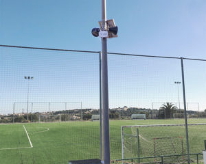 AirVoice extends the urban public address products for sporting events