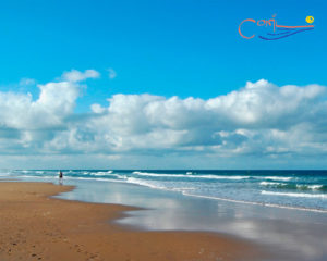 The beaches of Conil have the AirVoice prevention system