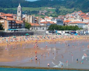The AirVoice public address system already works on the Cantabrian coast